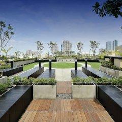 Отель Roomme Hospitality Nang Linchee Branch Бангкок балкон
