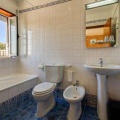 Отель Avenida Park Португалия, Лиссабон - 6 отзывов об отеле, цены и фото номеров - забронировать отель Avenida Park онлайн ванная