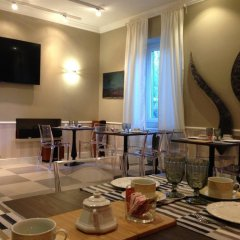 Отель Villa Abbamer Италия, Гроттаферрата - отзывы, цены и фото номеров - забронировать отель Villa Abbamer онлайн питание фото 2