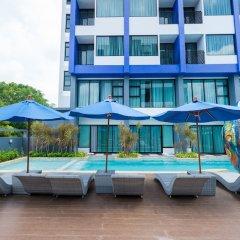 Krabi SeaBass Hotel бассейн фото 2