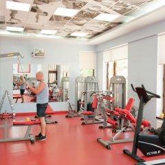 Гостиница Отрада фитнесс-зал фото 4