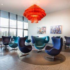 Radisson Blu Hotel Zurich Airport интерьер отеля