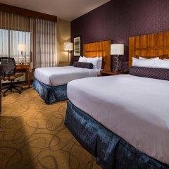 Отель DoubleTree by Hilton Carson 3* Стандартный номер с различными типами кроватей фото 12