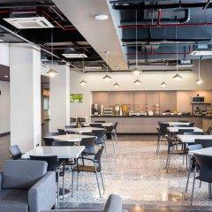 Отель City Express Plus Patio Universidad Мехико питание
