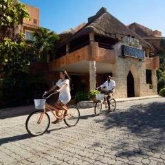 Отель Sunset Fishermen Beach Resort Плая-дель-Кармен спортивное сооружение