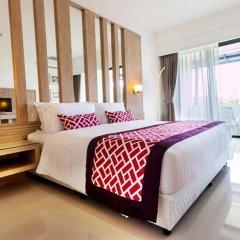 Отель The Par Phuket комната для гостей