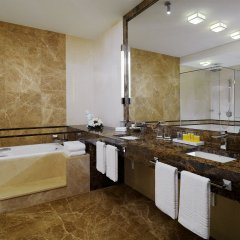 Новосибирск Марриотт Отель ванная