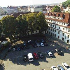 Отель Kampa Stara zbrojnice Sivek Hotels парковка