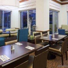 Отель Hilton Garden Inn Bloomington Блумингтон питание фото 2