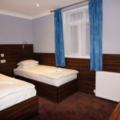 Отель CRESTFIELD Лондон комната для гостей фото 4