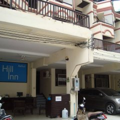 Отель Hill Inn парковка