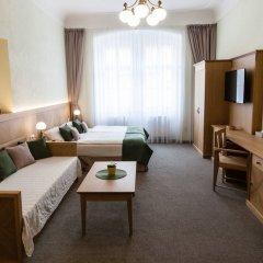 Апартаменты Karlova 25 Apartments комната для гостей