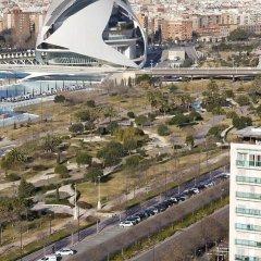 Отель ILUNION Aqua 3 Испания, Валенсия - 1 отзыв об отеле, цены и фото номеров - забронировать отель ILUNION Aqua 3 онлайн пляж