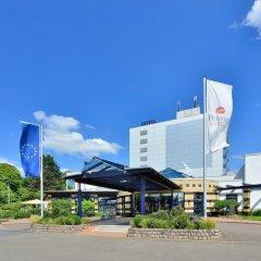 Отель Best Western Premier Parkhotel Kronsberg Германия, Ганновер - 1 отзыв об отеле, цены и фото номеров - забронировать отель Best Western Premier Parkhotel Kronsberg онлайн вид на фасад