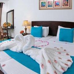 Отель Coco Royal Beach Resort - Waskaduwa комната для гостей