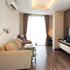 Отель V Residence Bangkok Таиланд, Бангкок - отзывы, цены и фото номеров - забронировать отель V Residence Bangkok онлайн комната для гостей фото 2