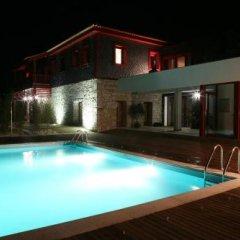 Отель Quinta Dos Padres Santos, Agroturismo & Spa Байао бассейн фото 2
