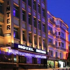 Inter Hotel Турция, Стамбул - 1 отзыв об отеле, цены и фото номеров - забронировать отель Inter Hotel онлайн вид на фасад
