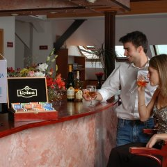 Hotel Fortuna гостиничный бар