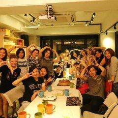 Отель Albergue Guesthouse Korea питание фото 2