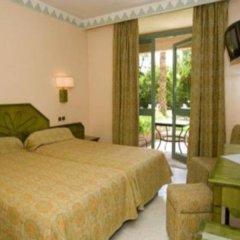 Отель Chems Марокко, Марракеш - отзывы, цены и фото номеров - забронировать отель Chems онлайн комната для гостей фото 4