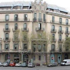 Отель Hostal Ribagorza