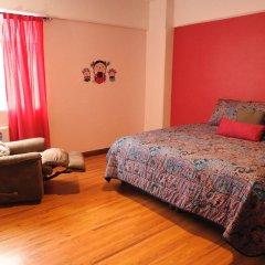Отель Chillout Flat Bed & Breakfast Мехико комната для гостей фото 4