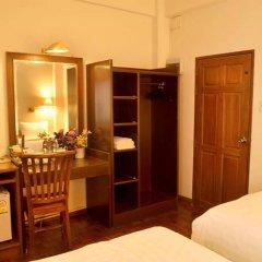 Отель Sourire@Rattanakosin Island Таиланд, Бангкок - 4 отзыва об отеле, цены и фото номеров - забронировать отель Sourire@Rattanakosin Island онлайн удобства в номере