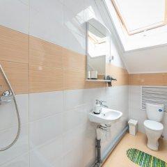 Отель Dynasty Москва ванная