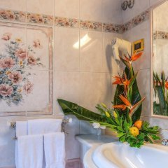 Hotel Santa Prisca ванная