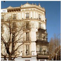 Отель Adler Мадрид фото 12
