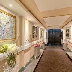 Отель Residence Milada Чехия, Прага - отзывы, цены и фото номеров - забронировать отель Residence Milada онлайн интерьер отеля фото 2