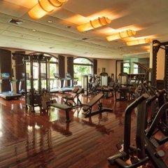 Отель Anantara Siam Bangkok фитнесс-зал фото 3