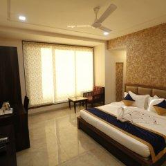 Отель Treebo Trend Blueberry Inn Индия, Райпур - отзывы, цены и фото номеров - забронировать отель Treebo Trend Blueberry Inn онлайн комната для гостей фото 5