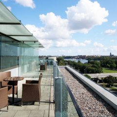 Отель Courtyard by Marriott Stockholm Kungsholmen балкон