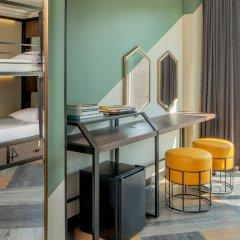 Отель Generator Washington DC США, Вашингтон - отзывы, цены и фото номеров - забронировать отель Generator Washington DC онлайн комната для гостей фото 4
