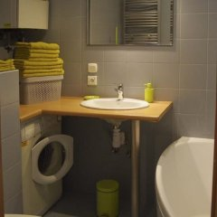 Отель Sopocki Dworek Sopot ванная