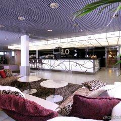 Glo Hotel Airport интерьер отеля