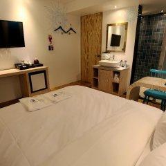 Отель Hwagok Lush Hotel Южная Корея, Сеул - отзывы, цены и фото номеров - забронировать отель Hwagok Lush Hotel онлайн удобства в номере фото 2