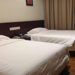 Отель Guangdong Baiyun City Hotel Китай, Гуанчжоу - 12 отзывов об отеле, цены и фото номеров - забронировать отель Guangdong Baiyun City Hotel онлайн комната для гостей