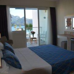 Fortezza Beach Resort Турция, Мармарис - отзывы, цены и фото номеров - забронировать отель Fortezza Beach Resort онлайн комната для гостей фото 4