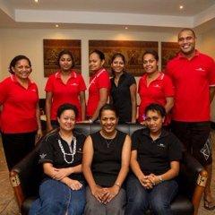 Отель Tanoa Plaza Suva Фиджи, Вити-Леву - отзывы, цены и фото номеров - забронировать отель Tanoa Plaza Suva онлайн интерьер отеля