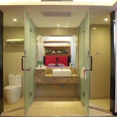 Отель Shanshui Fashion Hotel Китай, Фошан - отзывы, цены и фото номеров - забронировать отель Shanshui Fashion Hotel онлайн ванная