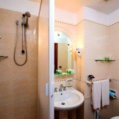 Отель Florio Park Hotel Италия, Чинизи - отзывы, цены и фото номеров - забронировать отель Florio Park Hotel онлайн ванная фото 2