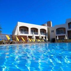 Eurohotel Katrin Hotel & Bungalows – All Inclusive бассейн
