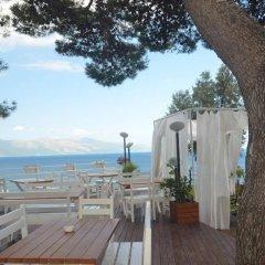 Отель Le Palazzine Hotel Албания, Влёра - отзывы, цены и фото номеров - забронировать отель Le Palazzine Hotel онлайн пляж фото 2