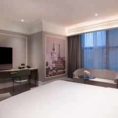 Отель Mercure Shanghai Yu Garden Китай, Шанхай - 1 отзыв об отеле, цены и фото номеров - забронировать отель Mercure Shanghai Yu Garden онлайн удобства в номере