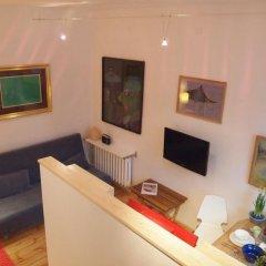 Отель Apartamenty Galeria Польша, Варшава - отзывы, цены и фото номеров - забронировать отель Apartamenty Galeria онлайн комната для гостей фото 4