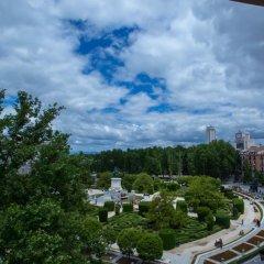 Апартаменты Oriente Palace Apartments балкон