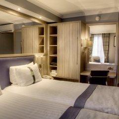Отель Holiday Inn Glasgow City Centre Theatreland сейф в номере